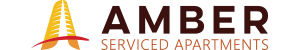 Amber Serviced Apartments - Logo