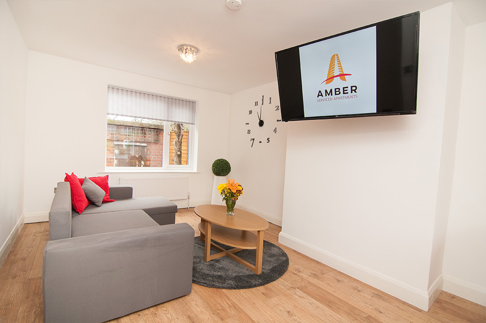 Doncaster Warren House - Living Room