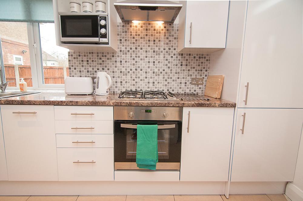 Doncaster Warren House - Kitchen