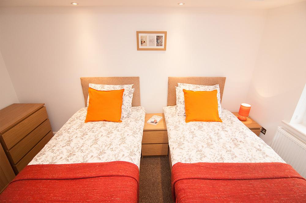 Doncaster Warren House - Double Bedroom