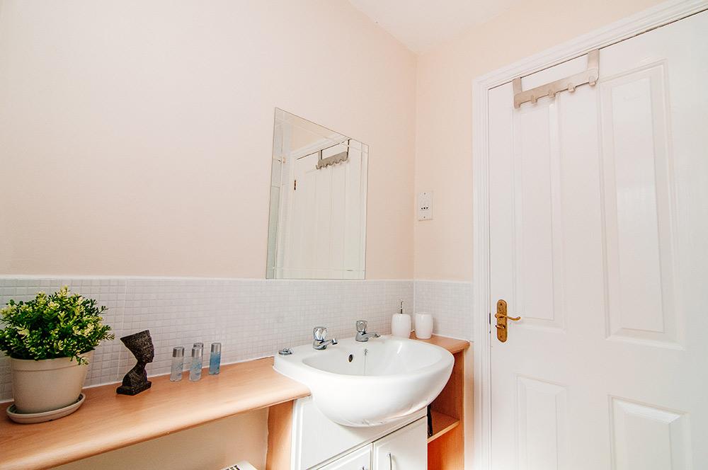 Harris House - Bathroom