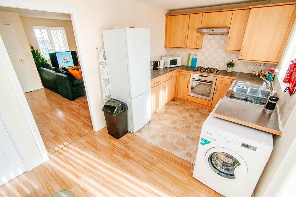 Harris House - Kitchen