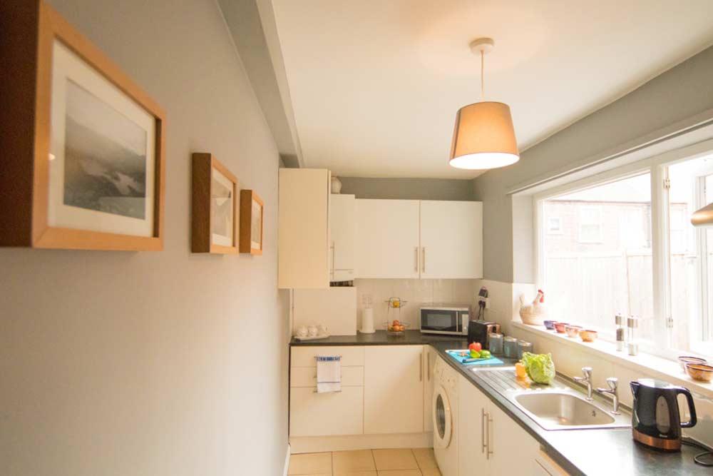 Nottingham Radford House - Kitchen