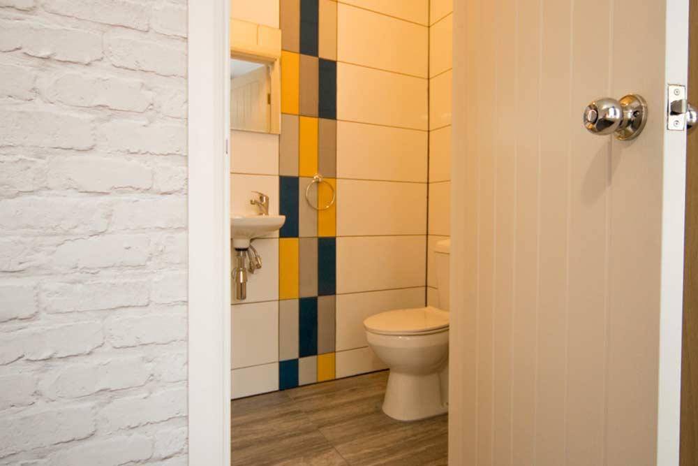 Nottingham Radford House - Toilet